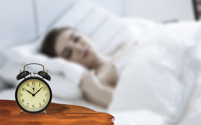 woman being vulnerable with narcolepsy